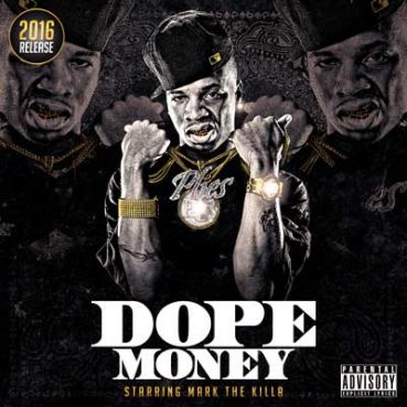 Dope Money Mixtape Cover Template